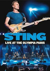 Cover Sting - Live At The Olympia Paris [DVD]